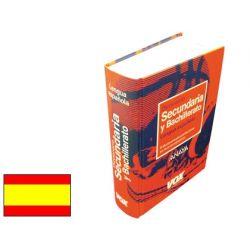 DICCIONARIO VOX SECUNDARIA -ESPA¾OL