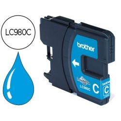 INK-JET BROTHER LC-980C DCP-145/DCP-165/MFC-250/MFC- 290 CIAN