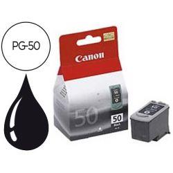 INK-JET CANON IP2200, MP150/170/450/460 JX200/500 NEGRO ALTO RENDIMIENTO PG-50