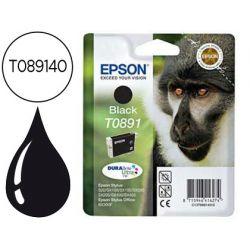 INK-JET EPSON T0891 NEGRO STYLUS S20 / SX-100 / SX-110