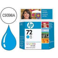 INK-JET HP 72 CIAN DESIGNJET T610/1100 -69ML-