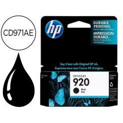 INK-JET HP 920 420PAG OFFICEJET 68500 NEGRO