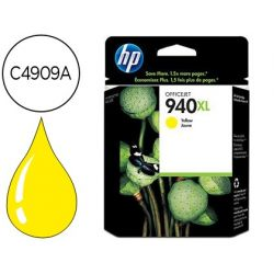 INK-JET HP 940XL AMARILLO 16ML 1.400PAG OFFICEJET PRO 8000 / PRO 8500