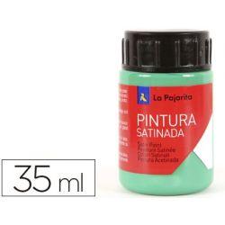 PINTURA LATEX LA PAJARITA VERDE MANIGUA 35 ML