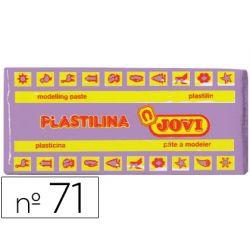 PLASTILINA JOVI 71 LILA -UNIDAD -TAMA¾O MEDIANO