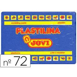 PLASTILINA JOVI 72 AZUL OSCURO -UNIDAD -TAMA¾O GRANDE
