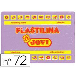 PLASTILINA JOVI 72 LILA -UNIDAD -TAMA¾O GRANDE