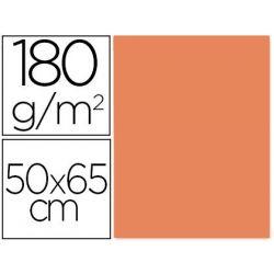 CARTULINA LIDERPAPEL 50X65 CM 180 GR NECTARINA UNIDAD