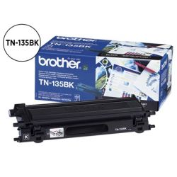 TONER BROTHER TN-135BK HL-4040CN/4050CDN/4070CDW DCP-9040/9045 MFC-9440/9840 NEGRO -5.000@5%-