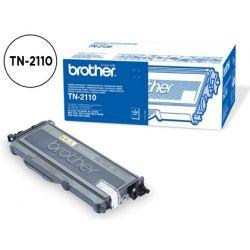 TONER BROTHER TN-2110 HL-2140 HL-2150N HL-2170W DCP-7030/7045N MFC-7320/7440N/7840W -1500PAG@5%-