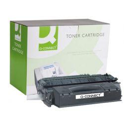 TONER Q-CONNECT COMPATIBLE HP 1320/3390/3392 NEGRO Q5949X -6.000PAG-