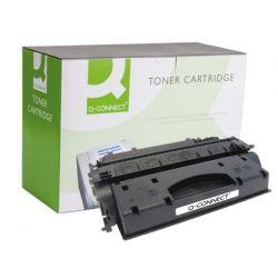 TONER Q-CONNECT COMPATIBLE HP CE505X PARA LASERJET