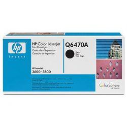 TONER HP LASERJET COLOR 3600/ 3800 NEGRO -MAS DE 6.000 PAG-