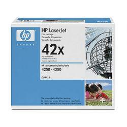 TONER HP LASERJET NEGRO LJ4250/4350 PACK 2 20.000 PAG