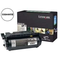 TONER LEXMARK X642E/X644E X646/X646EF/X646DTE RETORNABL 21.000PAG ALTA CAPACIDAD
