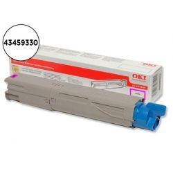 TONER OKI C3300/3400/3450 MAGENTA -2500 PAG- TYPE C9