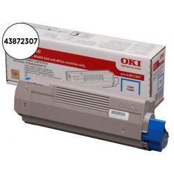 TONER OKI C5650/5750 CIAN 2000 PAG TYPE C13