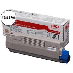 TONER OKI C5650/5750 NEGRO 8000 PAG TYPE C14