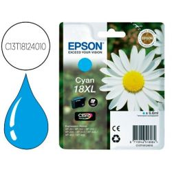 INK-JET EPSON T1812 CIAN EXPRESSION HOME XP-102 XP-205 XP-305 XP-405 CAPACIDAD 470 PAG