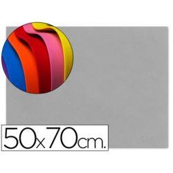 GOMA EVA LIDERPAPEL 50X70CM 60G/M2 ESPESOR 1.5MM GRIS