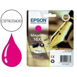 INK-JET EPSON 16XL WF2010W WF2510WF WF2520NF WF2530WF WF2540WF MAGENTA 450 PAG