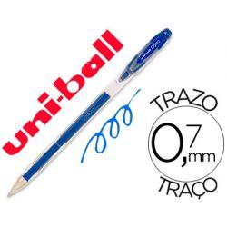 BOLIGRAFO UNI-BALL ROLLER UM-120 SIGNO 0,7 MM TINTA GEL COLOR AZUL