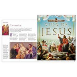 ATLAS ILUSTRADO DE LA VIDA DE JESUS