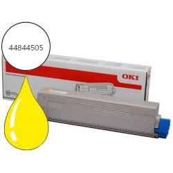 TONER OKI C831/C841 AMARILLO -10.000 PAG-