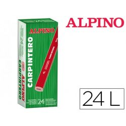 LAPICES ALPINO CARPINTERO