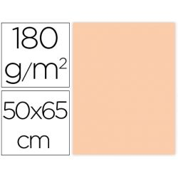 CARTULINA LIDERPAPEL 50X65 CM 180G/M2 CREMA
