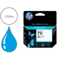 INK-JET HP N.711 CIAN 29 ML DESIGNJET T120 / T520