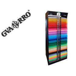 EXPOSITOR GUARRO METALICO VACIO 42 ESTANTES PARA IRIS 50X65 CM 185 GRS MEDIDAS 75X57X200 CM