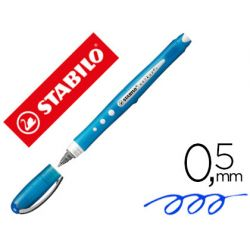 ROTULADOR STABILO WORKER COLORFUL AZUL 0,5 MM