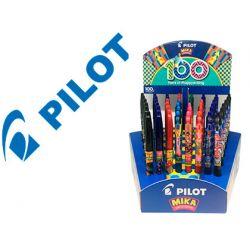 EXPOSITOR PILOT 100 ANIVERSARIO EDICION LIMITADA 48 UNIDADES SURTIDAS FRIXION BALL + FRIXION CLICKER
