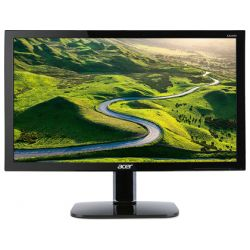 "MONITOR ACER KA240HBID 24"" TFT LED FULL HD 1920X1080 5MS 16:9 HDMI DVI VGA COLOR NEGRO"