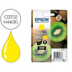 INK-JET EPSON 202 XL XP-6000 / XP-6005 / XP-6100 / XP-6105 AMARILLO 650 PAG