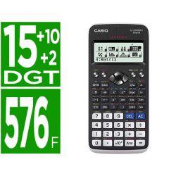 CALCULADORA CASIO FX-570SPX II CLASSWIZ CIENTIFICA 576 FUNCIONES 9 MEMORIAS 15+10+2 DIGITOS CODIGO Q