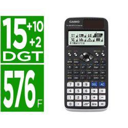 CALCULADORA CASIO FX-991SPX II CLASSWIZZ CIENTIFICA 576 FUNCIONES 9 MEMORIAS 15+10+2 DIGITOS CODIGO