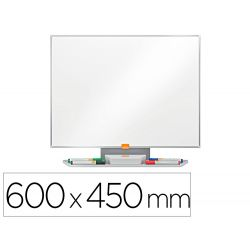 PIZARRA BLANCA NOBO NANO CLEAN IP PRO LACADA MAGNETICA 600X450 MM