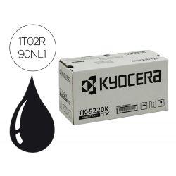 TONER KYOCERA MITA TK-5220K NEGRO ECOSYS M5521CDW, ECOSYS M5521CDN 1200 PAG