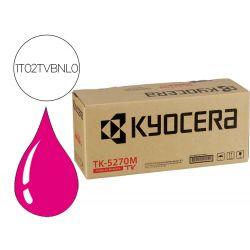 TONER KYOCERA TK5270M MAGENTA PARA ECOSYS M6230/6630CIDN