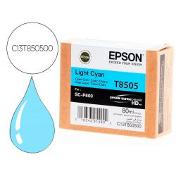 INK-JET EPSON SURECOLOR SC-P800 CIAN CLARO