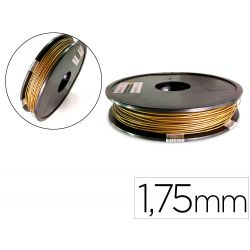 FILAMENTO 3D COLIDO PLA 1,75 MM 0,5 KG BRONCE