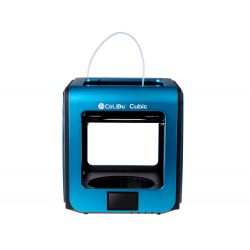 IMPRESORA 3D COLIDO CUBIC AZUL PANTALLA LCD TACTIL