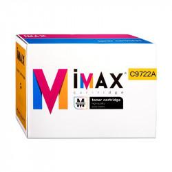 TONER IMAX® (C9722A) PARA IMPRESORAS HP - 8.000 pag - Amarillo