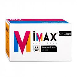 TONER IMAX® (CF280A) PARA IMPRESORAS HP - 2.700 pag - Negro