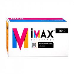TONER IMAX® (T640 - 64016HE) PARA IMPRESORAS LE - 21.000 pag - Negro
