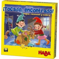 JUEGO HABA ITOCADO, ENCONTRADO