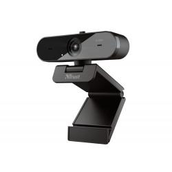 CAMARA WEBCAM TRUST TAXON CON MICROFONOS DUALES Y FILTRO DE PRIVACIDAD 2560X1440 2K QHD 1440P USB 2.