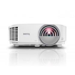 VIDEOPROYECTOR BENQ MX808STH RESOLUCION 1024X768 XGA 3600 LUMENES CONTRASTE 12.000:1 CORTA FOCAL HDM